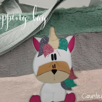 a time for unicorn – SHOPPING BAG