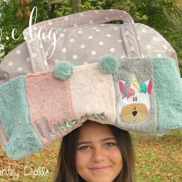 A time for unicorn – W.E. bag